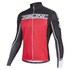 Nalini Confine Ti Long Sleeve Jersey - Red/Black: Image 1