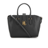 Lauren Ralph Lauren Women's Carrington Bethany Shopper Bag - Black: Image 1