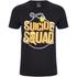 DC Comics Men's Suicide Squad Bomb T-Shirt - Black: Image 1