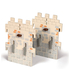 Papo Medieval Era: Weapon Master Castle - 2 Small Walls (Set 6): Image 1
