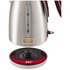 Tefal Maison KI2605UK Stainless Steel Kettle - Pomegranate Red: Image 2