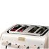 Tefal Maison TT770AUK Stainless Steel 4 Slice Toaster - Oatmeal Grey: Image 3