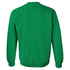 DC Comics Men's Green Lantern Christmas Fairisle Sweatshirt - Green: Image 2
