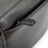 Ted Baker Men's Raised Edge Leather Flight Bag - Black: Image 4
