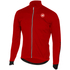 Castelli Puro 2 Long Sleeve Jersey - Red: Image 1