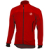 Castelli Mortirolo 4 Jacket - Red: Image 1