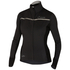 Castelli Women's Trasparente 3 Long Sleeve Jersey - Grey/Black: Image 1