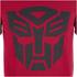Transformers Herren Transformers Black Emblem T-Shirt - Rot: Image 5