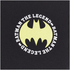DC Comics Batman Mens The Legend Logo - Zwart: Image 4