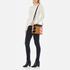 Orla Kiely Women's Stem Print Leather Bucket Bag - Hazel: Image 2