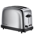 Russell Hobbs 20720 2 Slice Classic Lift & Look Toaster - Stainless Steel: Image 1