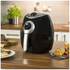Swan SD90010N 3.2L Low Fat Healthy Air Fryer - Black: Image 6