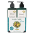 A'kin Unscented Shampoo & Unscented Conditioner Duo 500ml: Image 1