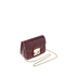 Furla Women's Metropolis Mini Glitter Cross Body Bag - Rubino: Image 3