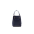 Furla Women's Stacy Mini Drawstring Bucket Bag - Navy: Image 6