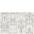 NLXL Piet Hein Eek White Marble Wallpaper - White: Image 3