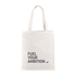Bolsa de Gimnasio Eslogan Fuel Your Ambition: Image 1