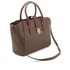 Lauren Ralph Lauren Women's Bethany Shoulder Bag - Burnished Brown: Image 3