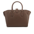 Lauren Ralph Lauren Women's Bethany Shoulder Bag - Burnished Brown: Image 6