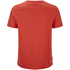 Animal Men's Loko T-Shirt - Volcano Red Marl: Image 2