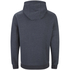 Animal Men's Luna Hoody - Total Eclipse Navy Marl: Image 2