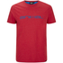 Animal Men's Marrly T-Shirt - Crimson Red Marl: Image 1