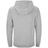 Animal Men's Safou Zip Through Hoody - Grey Marl: Image 2