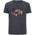 T-Shirt Homme Woody Animal -Marine: Image 1