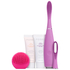 FOREO Holiday Complete Beauty Collection - (ISSA, Hybrid Brush Head, LUNA play) Fuchsia (Worth £233): Image 1