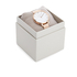 Olivia Burton Women's White Dial Big Dial Watch - Nude Peach & Rose Gold: Image 4