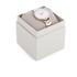 Olivia Burton Women's White Dial Bracelet Watch - Silver & Rose Gold: Image 4
