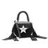 SALAR Women's Mimi Fringe Bag - Nero: Image 1