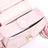 SALAR Women's Mimi Fringe Bag - Rosa: Image 7