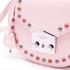 SALAR Women's Mimi Ring Bag - Rosa: Image 4