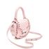 SALAR Women's Mimi Ring Bag - Rosa: Image 3