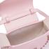 SALAR Women's Mimi Ring Bag - Rosa: Image 5