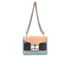 SALAR Women's Mila Bag - Nero/Carne: Image 1