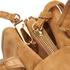 Coccinelle Women's Arlettis Suede Mini Bag - Tan: Image 4