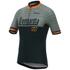 Santini Il Lombardia Short Sleeve Jersey - Grey: Image 1
