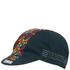 Santini Il Lombardia Cotton Cap - Black: Image 2