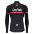 Santini Giro d'Italia 16 Maglia Nero Thermal Long Sleeve Jersey - Black: Image 3