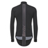 Santini Reef Water and Wind Long Sleeve Jersey - Black: Image 3