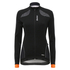 Santini Women's Coral Windstopper Jacket - Orange: Image 2