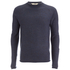 Tokyo Laundry Men's Brando Jumper - Charcoal/Dark Denim Twist: Image 1