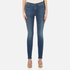 J Brand Women's Maria High Rise Skinny Jeans - Identity: Image 1