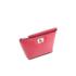 Lauren Ralph Lauren Women's Newbury Cosmetic Wristlet Bag - Rouge: Image 2