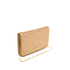 Lauren Ralph Lauren Women's Darlington Delaney Clutch Bag - Gold Leaf: Image 3