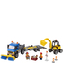LEGO City: Sweeper & Excavator (60152): Image 2