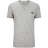 Jack & Jones Men's Originals Kingpin Textured T-Shirt - Light Grey Marl: Image 1