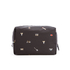 Paul Smith Men's Cufflink Print Nylon Washbag - Black: Image 5